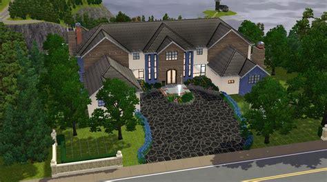 split entry home plans sims house building millionaire mansion building