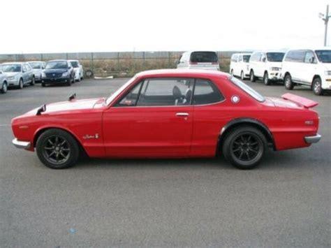 nissan hakosuka for sale for sale 1972 nissan skyline hakosuka 2000gt coupe in