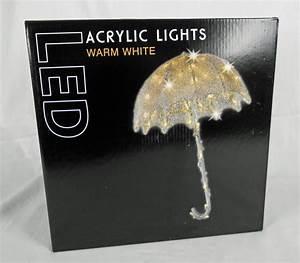 Regenschirm Mit Licht : acryl regenschirm mit led s 92 4904 ~ Kayakingforconservation.com Haus und Dekorationen