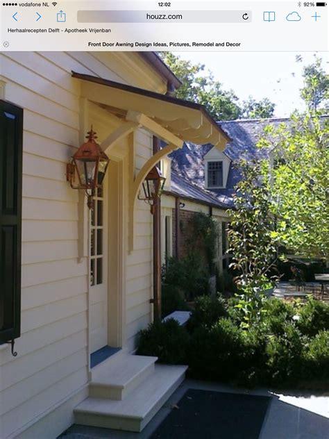 garage door  front door awning awning  door porch awning