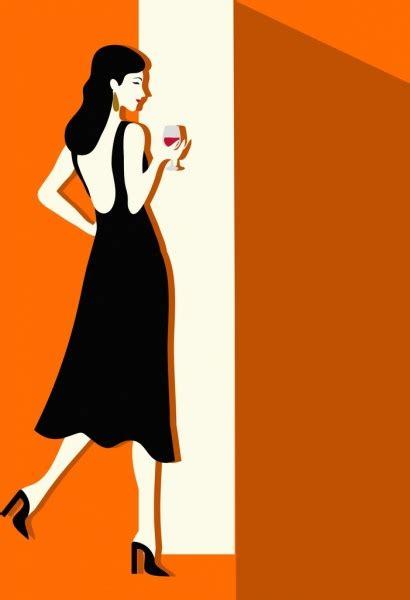 dress  vector    vector
