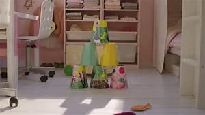 Kleines Kinderzimmer Ideen : ikea quadratmeterchallenge kleines kinderzimmer einrichten youtube ~ Indierocktalk.com Haus und Dekorationen