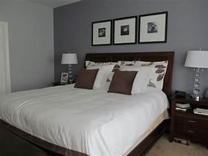 Simple grey master bedroom ideas | GreenVirals Style
