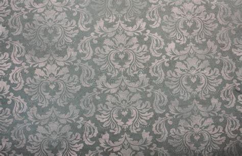 vintage wallpaper floral pattern background stock image