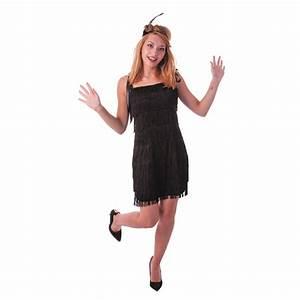 Déguisement Années Folles : costume ann es folles noir magasin la f te ~ Farleysfitness.com Idées de Décoration
