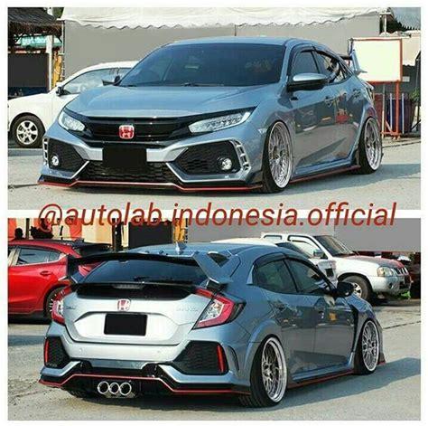 Stancenation Indonesia Civic Fk Turbo Hatchback Bodykit