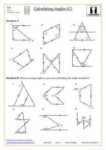 Find Missing Angles Worksheet Finding Missing Angles Worksheet Worksheet Workbook Site