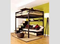Bunk Beds vs Loft Beds – Both great for small spaces