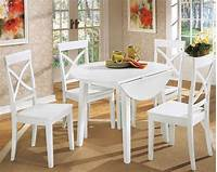 white kitchen table and chairs Kitchen Furniture Table And Chairs Small Kitchen Breakfast Table Small White Kitchen Table Small ...