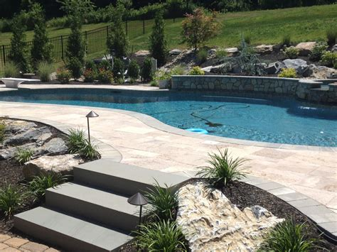 pools landscaping sted concrete archive landscaping company nj pa custom pools walkways patios