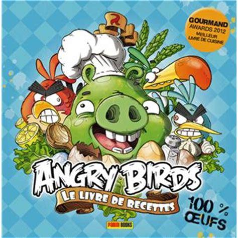 fnac livre de cuisine angry birds le livre de cuisine collectif broché achat livre achat prix fnac