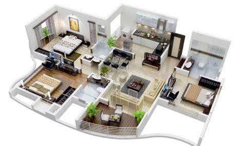 denah sketsa rumah minimalis  desain modern