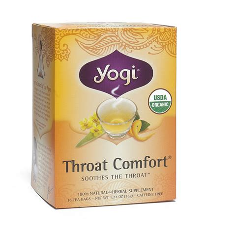 yogi throat comfort yogi tea throat comfort tea thrive market
