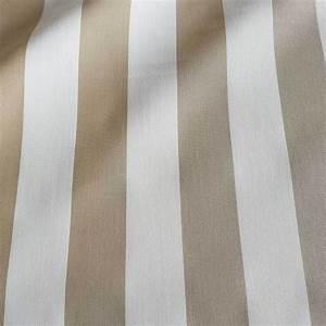 Markisenstoff Meterware Günstig : meterware markisenstoff beige wei gestreift streifen sonnensegel sichtschutz werthers stoffe ~ Eleganceandgraceweddings.com Haus und Dekorationen