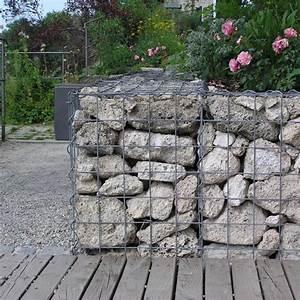 Gabionen Gartengestaltung Bilder : gabionen aufbau bef llung und tipps mein sch ner garten ~ Whattoseeinmadrid.com Haus und Dekorationen