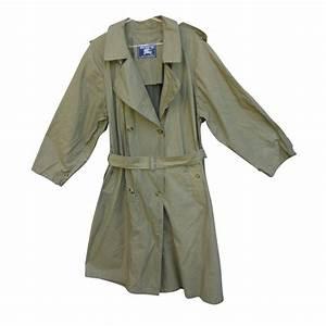 Trench Coat Burberry Homme : manteaux homme burberry trench coat type traveller coton kaki joli closet ~ Melissatoandfro.com Idées de Décoration