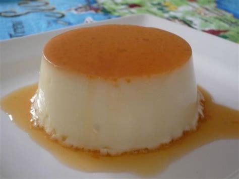 recette dessert au lait de coco recette flan au lait de coco