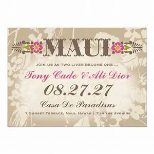 1000 images about destination wedding invitations on With maui destination wedding invitations
