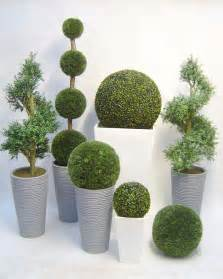 the family of topiary trees with these stunning artificial topiary you can always look to be an