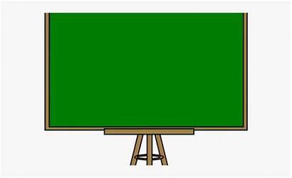 Powerpoint Blackboard Clipart Chalkboard Cartoon Animated Netclipart