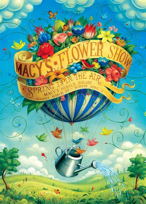 Macy's Flower Show — Chris Buzelli