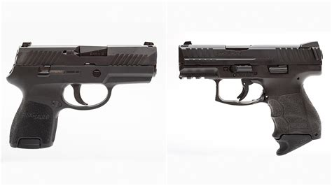 9mm Battle: Sig P320 Subcompact vs. Heckler & Koch VP9SK