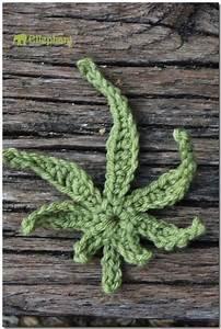 crochet pot leaf a plant plushie yarn craft crochet