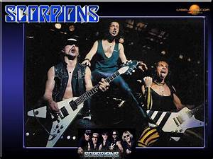 """Collection of legendary guitar: Rock Band """" Scorpion"""