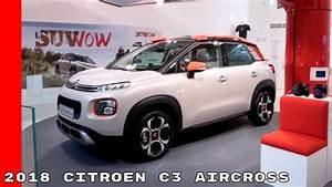 2018 Citroen C3 Aircross At Citro U00ebn U0026 39 S International Showcase