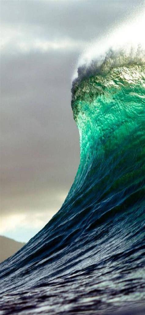 Waves Phone Wallpaper 022 1080x2340
