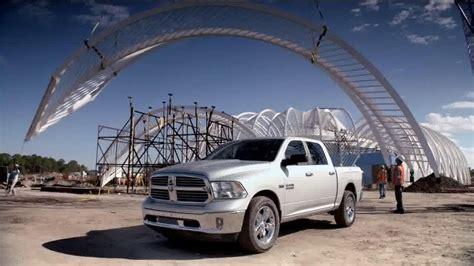 Dodge Truck Month by 2014 Ram 1500 Tv Commercial Modern Marvel Ispot Tv