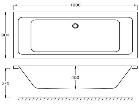 standard bathtub size standard tub dimensions images