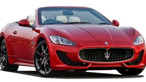Maserati Car : Maserati Grancabrio Price (gst Rates), Images, Mileage