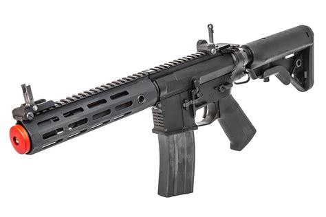 E&L AR MUR Custom SBR Platinum Ver. M4 AEG Airsoft Rifle (Blk)