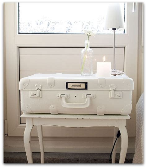 Suitcase Nightstand by The 12 Best Bedroom Nightstand Alternatives Just Decorate