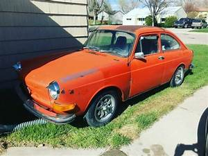 1970 Volkswagen Type Iii Fastback   Project    Automatic