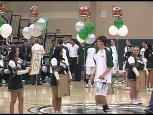 Murrieta Mesa High School Boys Basketball Senior Night ...