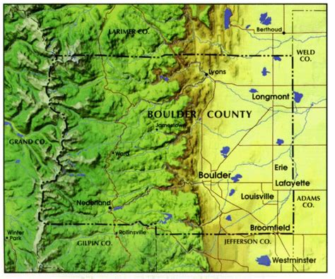 Boulder County Search Information About Boulder Colorado