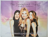 Sweetest Thing (The) - Original Cinema Movie Poster From ...