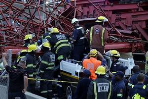 Bridge in South Africa collapses on busy road killing two ...
