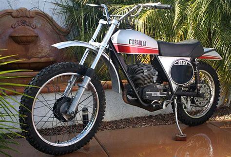 carabella dirt bike built  mexico   created