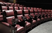 Premium cinema seating - Millennium I Leadcom Seating