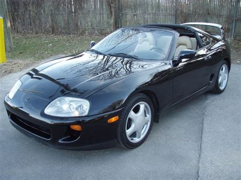 auto air conditioning service 1993 toyota supra electronic valve timing purchase used 1993 toyota supra twin turbo premier edition no reserve targa top auto 100 stock