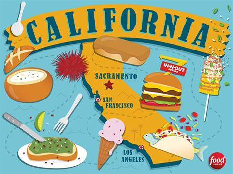 cuisine of california the best things to eat in california food best