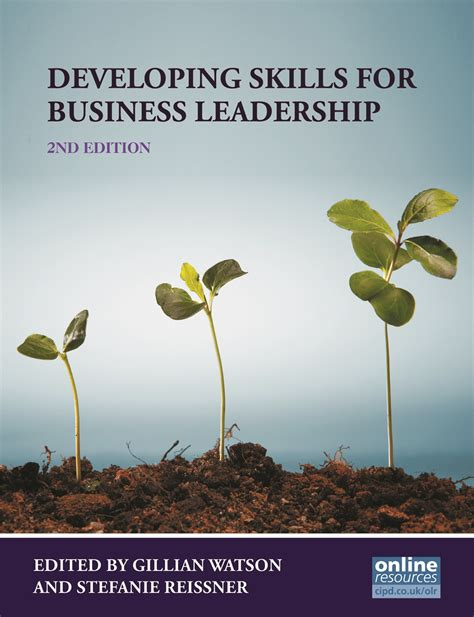developing skills  business leadership