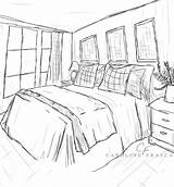Bedroom Coloring Pages Paint Sheet Master Printable Should Getcolorings Popular Coloringhome sketch template