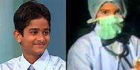 Meet Akrit Jaswal 7 Year Old World's Youngest Surgeon From ...