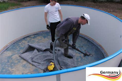 grasnarbe abtragen kosten stahlwandpool aufbauanleitung schwimmbad und saunen