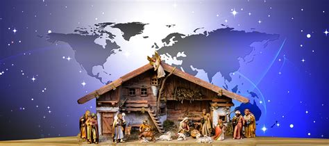 christmas world nativity scene  image  pixabay