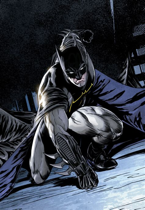 Batman (character)  Comic Vine